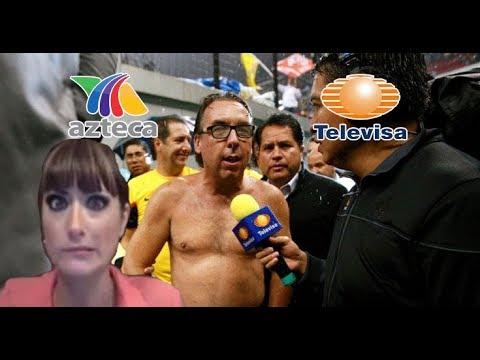 las estupideces de TELEVISA y TV AZTECA - LOQUENDO