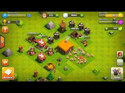Let's Play Clash of Clans! (Ep. #2)