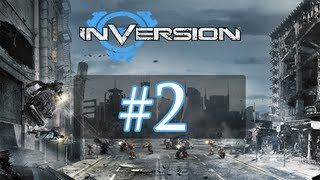 Inversion Walkthrough / Gameplay Part 2 - The Amazing Ball