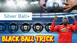 How to get Black Ball in Silver+ / TRICK_PES 2019