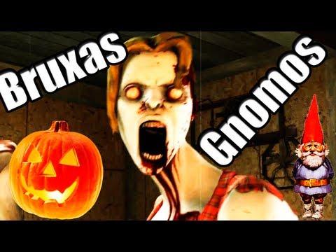 25 Gnomos do Halloween :O ft. Feromonas e Jarvas