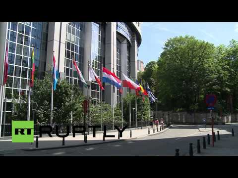 Belgium: Gazprom CEO and Russian Energy Minister arrive for gas talks with Ukraine and EU