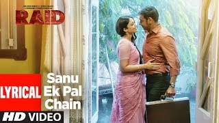 download lagu Sanu Ek Pal Chain Al   Raid  gratis