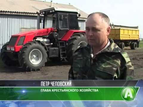 Самодельный трактор собрал механизатор из Костанайского района
