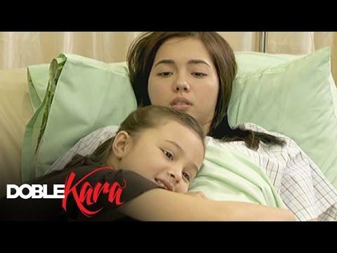 Doble Kara: Becca eases Kara's feelings