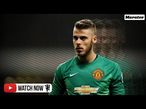 David De Gea - Best Goalkeeper On The World - Amazing Saves - 2014-15 - HD 720p
