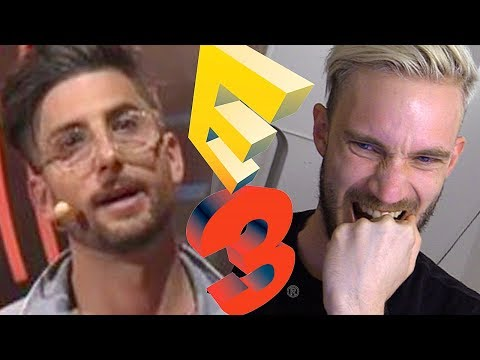 E3 AWKWARD AND CRINGY MOMENTS 2017
