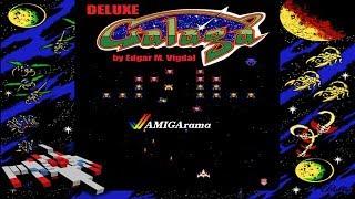 AMIGArama Podcast Episode 52: Deluxe Galaga