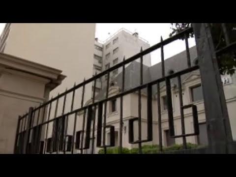 Protestas por la demolición de edificios en Montevideo