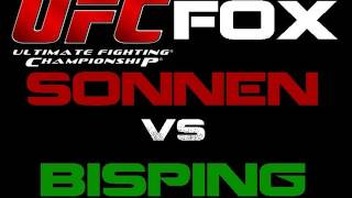 UFC on Fox 2: Chael Sonnen vs Michael Bisping FULL FIGHT ANALYSIS RECAP Jan. 28, 2012