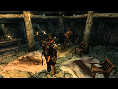 Бард Свэн - Бард Свэн (Skyrim) - Песнь о Довакине
