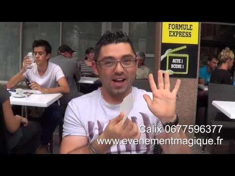 Lyon Magicien: 06 77 59 63 77 mariage, animation magie à Lyon Calix
