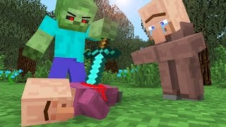 Villager Life III - Minecraft Animation