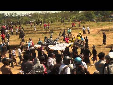 Event in Bali - 33rd Bali Kite Festival 2011 HD