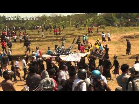 Event in Bali - 33rd Bali Kite Festival 2011 HD