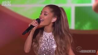 1080p Ariana Grande Santa Tell Me Live At A Very Grammy Christmas 2014