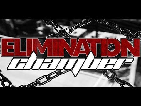 WWE 2K16   Elimination Chamber: Edge. The Rock. Batista. John Cena. Roman Reigns. Cesaro