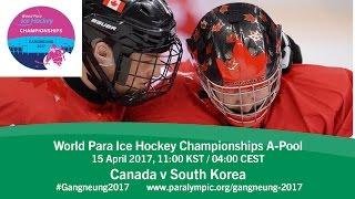 Канада : Республика Корея