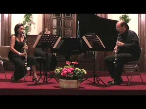 Recitativo e pastorale per corno di bassetto, clarinetto e pianoforte di Antonio Eros Negri