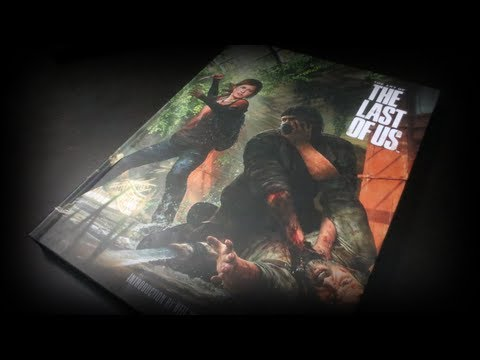 The Art of The Last of Us Book Review Unboxing Dark Horse