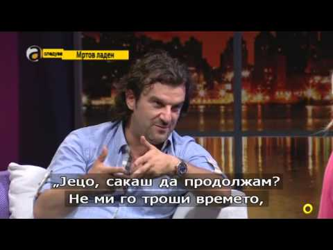Aca Lukas o Jeleni Karleusi @ TV ALFA