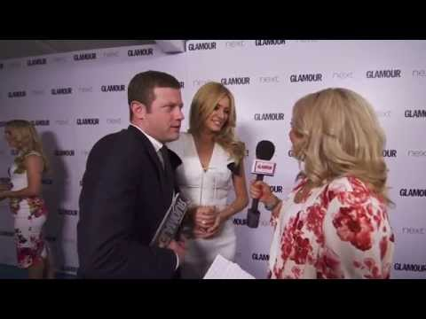 Tess Daly and Dermot O'Leary Interview: Glamour Awards 2015