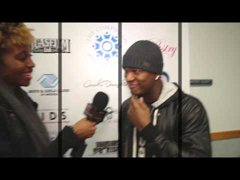 Interview: Ne-yo & Deon Grant at 6th Annual Give Back Tour Atlanta