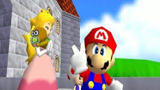 Super Mario Star Road Speedruns (First Youtube Stream!)