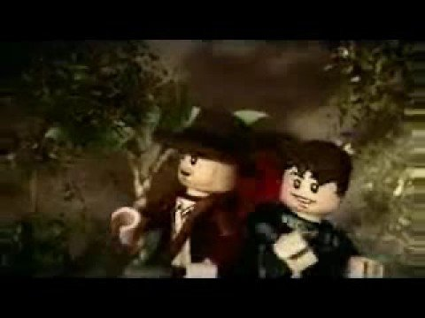 Lego Indiana Jones - Raiders Of The Lost Brick (FULL)