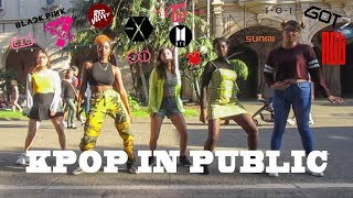 [KPOP IN PUBLIC] Random Dance CHALLENGE by COSMIC PULSE