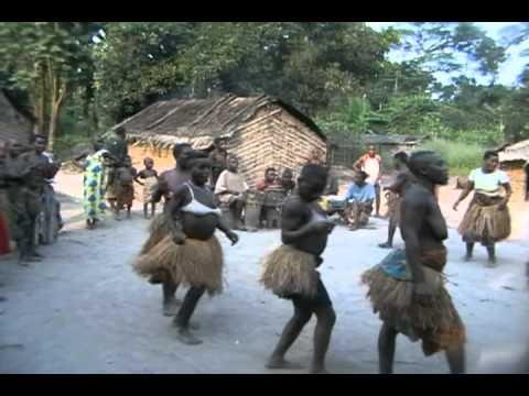 ритуальные танцы пигмеев бака