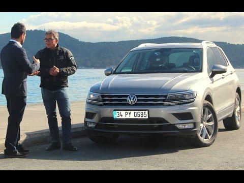 Test Videosu - VW Tiguan 2016  Saffet Üçüncü