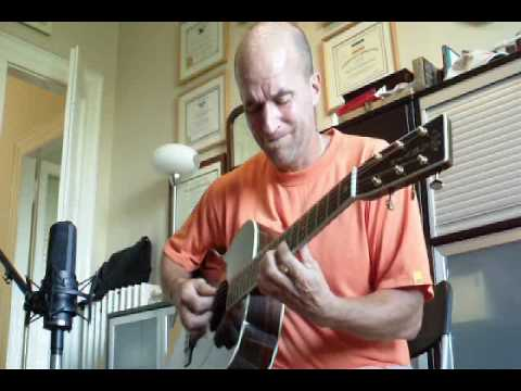 Days of Wine &amp; Roses -- acoustic guitar solo on Martin OM-42