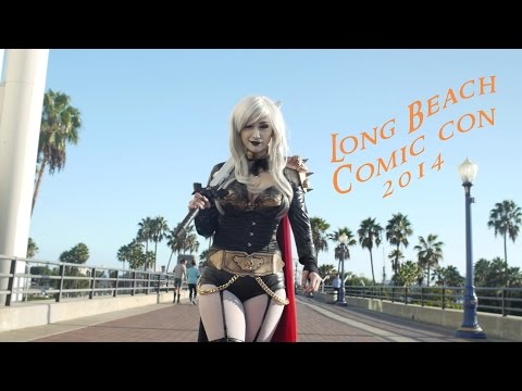 Long Beach Comic Con 2014 Cosplay Video