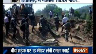 Download Security forces foiled possible naxal attack in Dantewada 3Gp Mp4