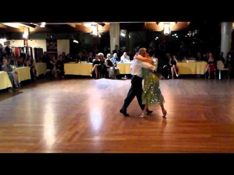 Roberto Reis y Natalia  Lavandeira 4/4 Ass. Solotango
