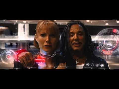 Whiplash Attacks Pepper at the Expo - Iron Man 2 - Alternative Ending