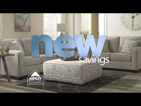 discover what 39 s new 2013 ashley furniture homestore commercial by