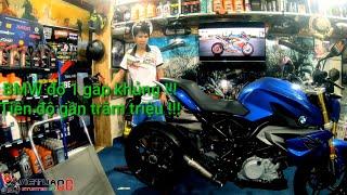 BMW G310 duy nhất thế giới độ 1 gắp Ducati khủng cả trăm triệu !!! Kỹ Sư Hẻm độ xe !!!