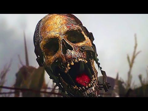 Call Of Duty Black Ops 4 - All Zombies Cinematic Cutscenes Mini movie (2018)