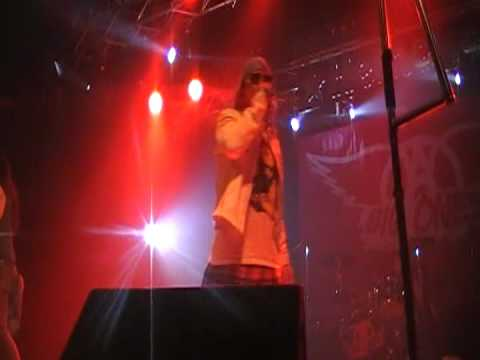 Shot Guns - Paradise City (live @ Live Club 14/02/09) Video