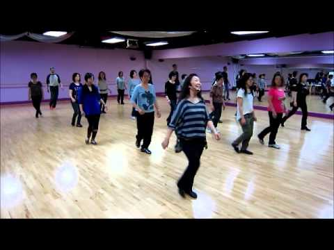 Cha Cha Burn ~ Scott Blevins & Jo Thompson Szymanski - Line Dance video