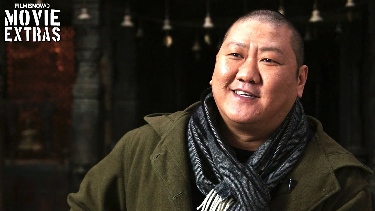 Doctor Strange | On-set visit with Benedict Wong 'Wong'