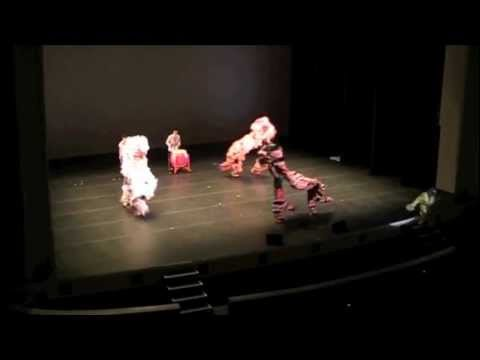 01 TACAS Lion Dance Troupe: Journey into Asia 2011 (Embrace)