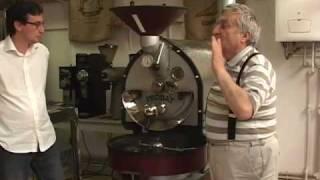 gheorghe florescu: prajitul cafelei