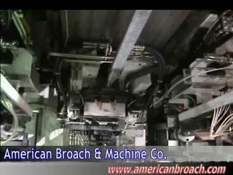 american broach machine co