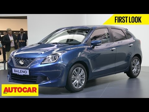 Maruti Suzuki Baleno | First Look | Autocar India
