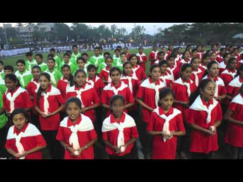 One Song - Fr Agnel School Vashi Choir video