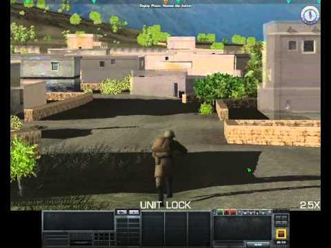 Combat Mission Afghanistan - urban combat!