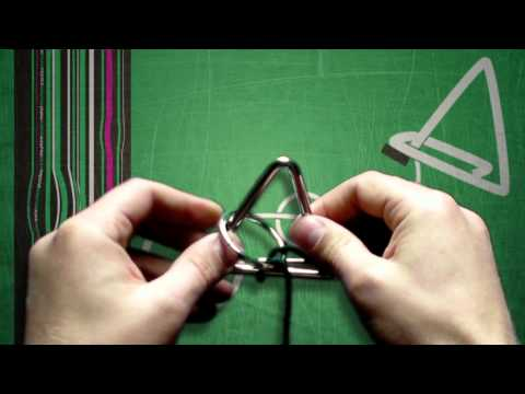 Triangle Ring Puzzle Solution